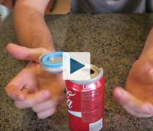 Soda Can Pump